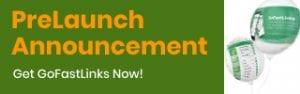 GoFastlinks Launch Announcement