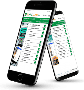 Android iPhone GoFastLinks
